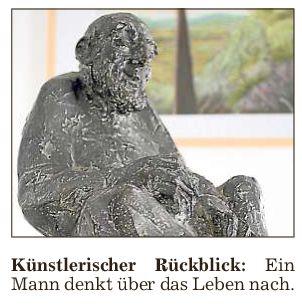Werner Klenk - Künstlerischer Rückblick